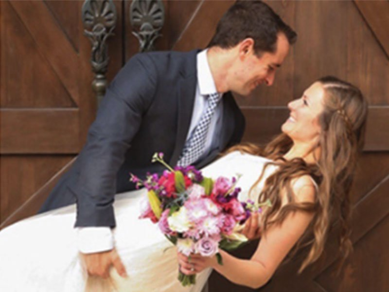 Nothing Could Stop This Wedding - Blog - San Antonio Weddings