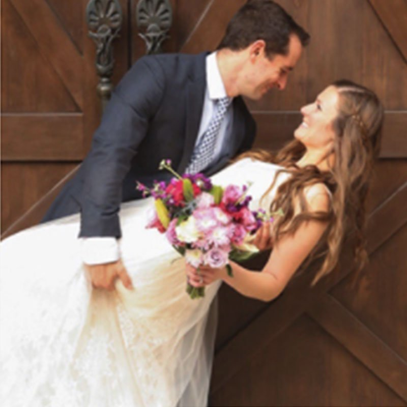 Neither Deployment Nor Covid-19 Could Stop This Wedding - San Antonio Weddings Blog Article