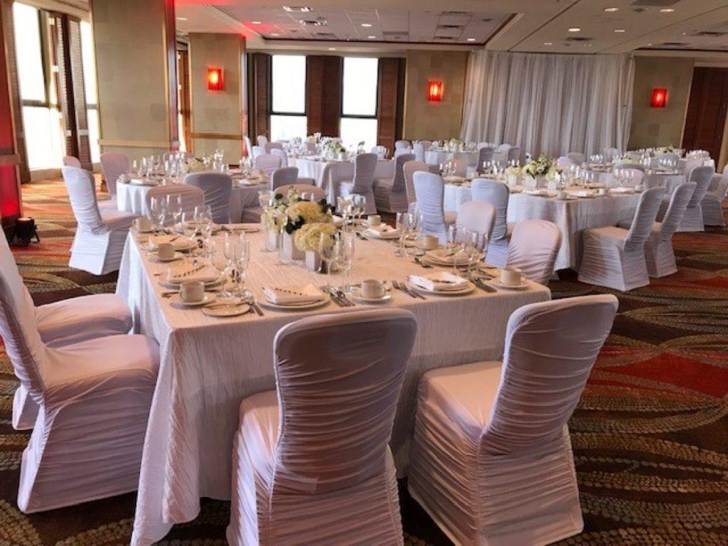 Hilton Palacio del Rio banquet space