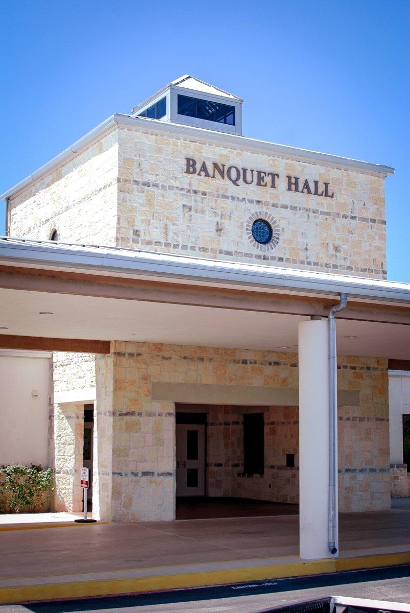 Holy Trinity Banquet Hall San Antonio Weddings