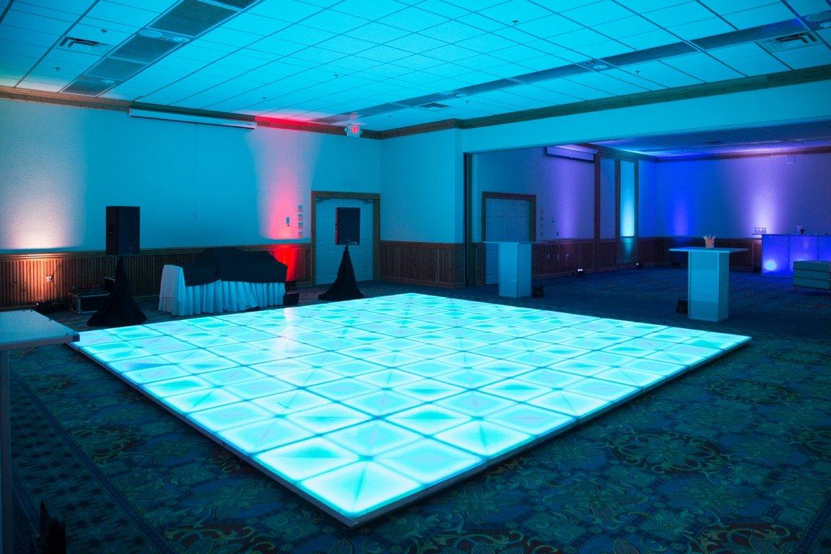 Illumifloor-San Antonio Weddings