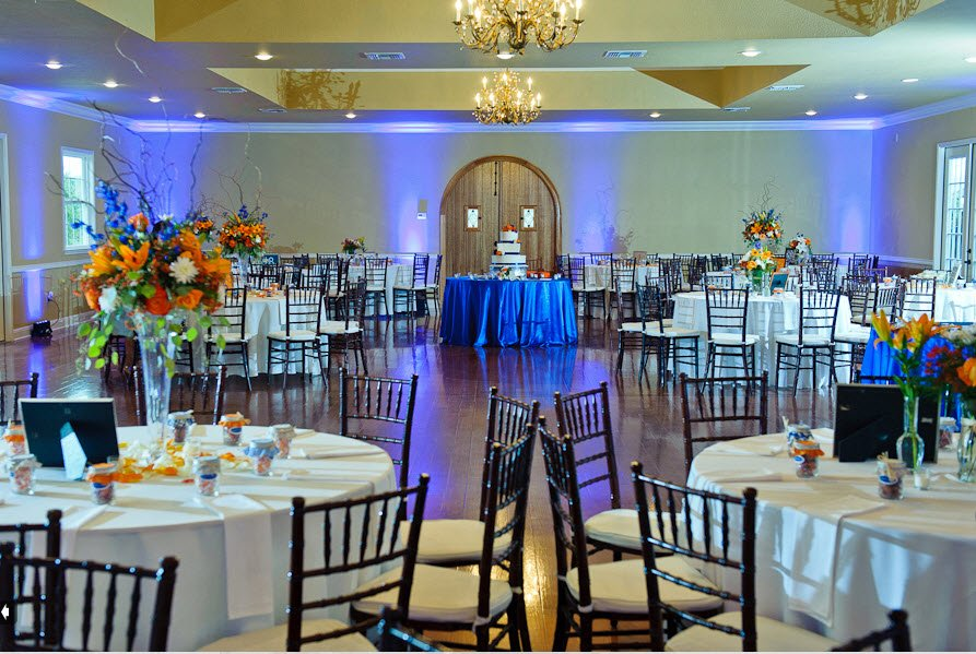Gardens of Cranesbury View-San Antonio Weddings