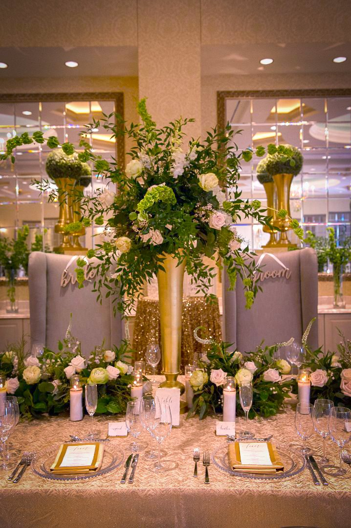 From His Garden Event Planning and Floral Decor -San Antonio Weddings