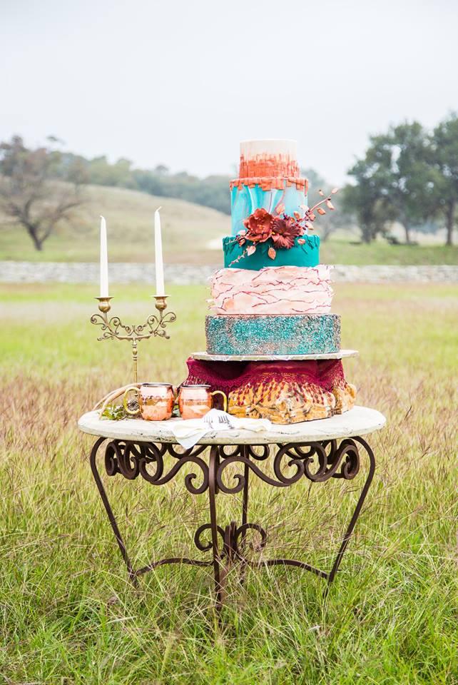 Cake Rocks!!! San Antonio