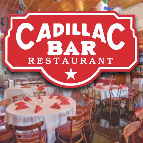 Cadillac bar-San Antonio Weddings - Bridal Buzz
