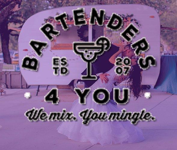 Bartenders4You Logo