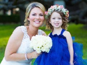 A Bride giving advice to a future bride.... at Fair Oaks Ranch Golf & Country Club