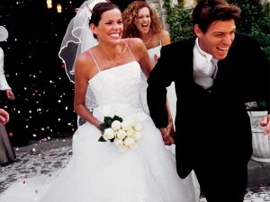 This moment can be saved with Five Star Wedding Gown Specialists