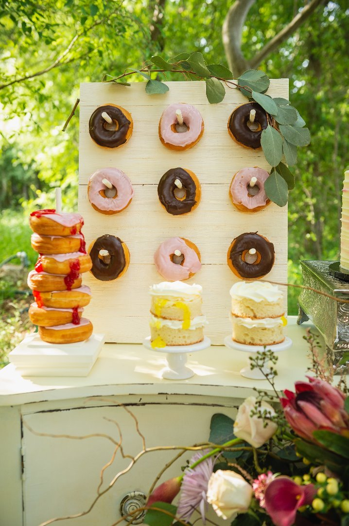 Cakes Couture donuts!!
