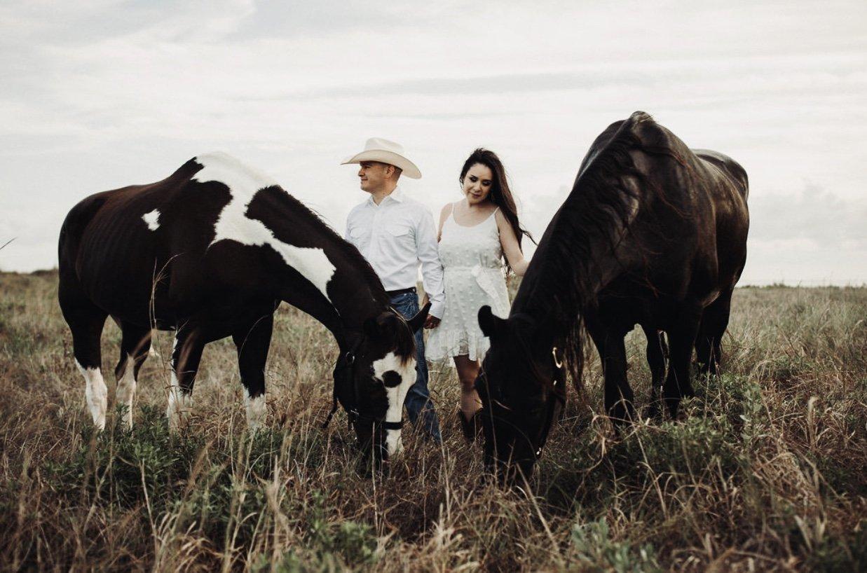 A Girl's Intuition and A Horse Ride-SanAntonioWeddings.com - BridalBuzz