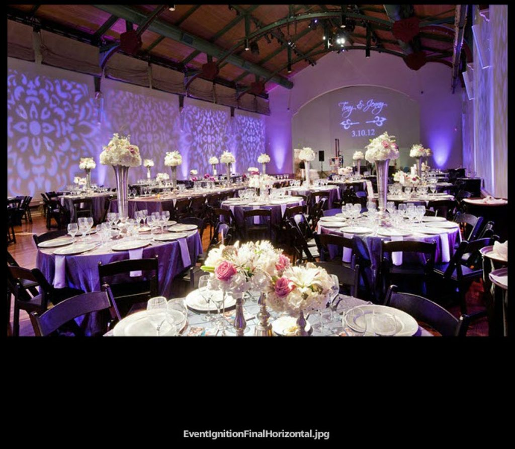 Event Ignition lights up a room so that every event is different.