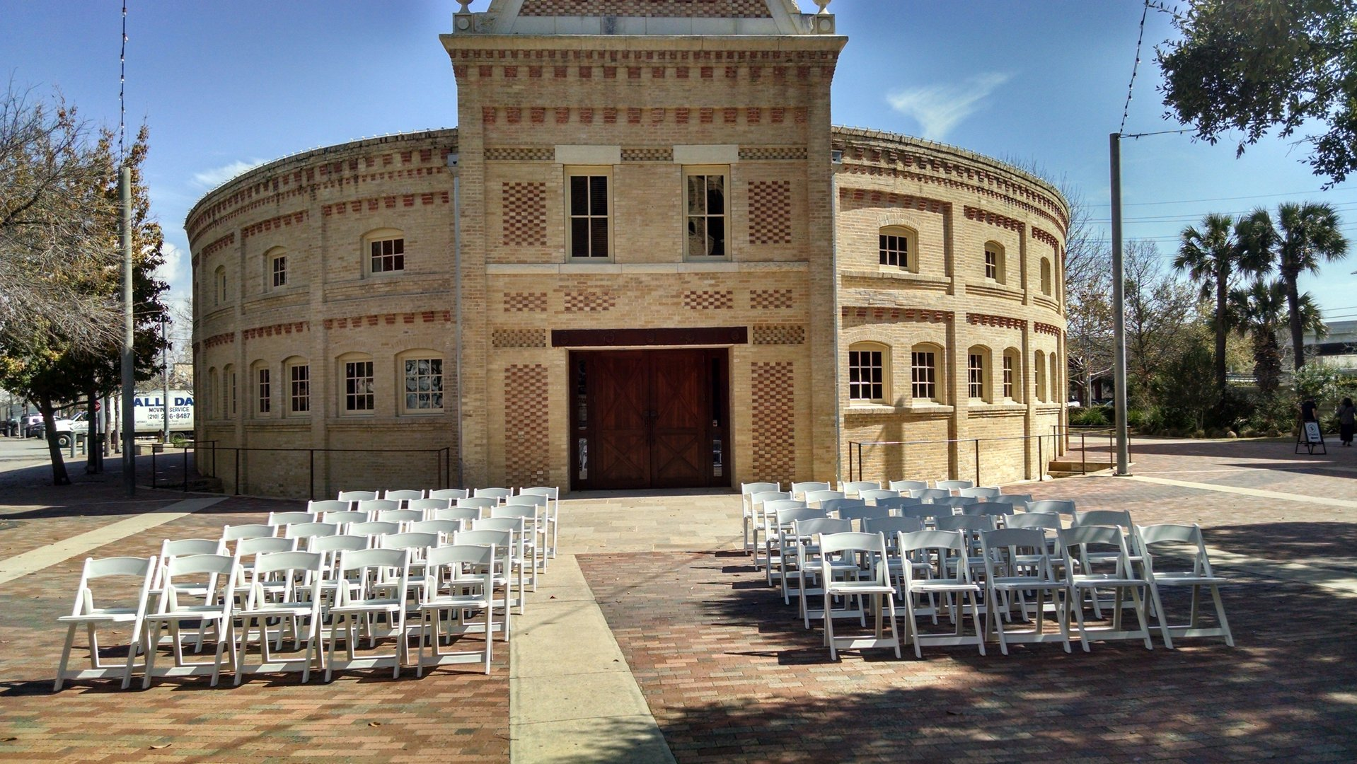 Chairs by Absolute Rentals