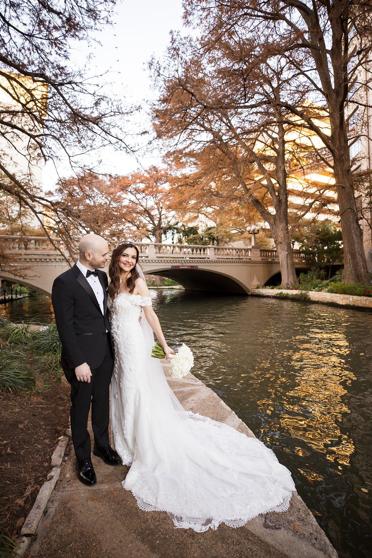 Riverwalk Wedding