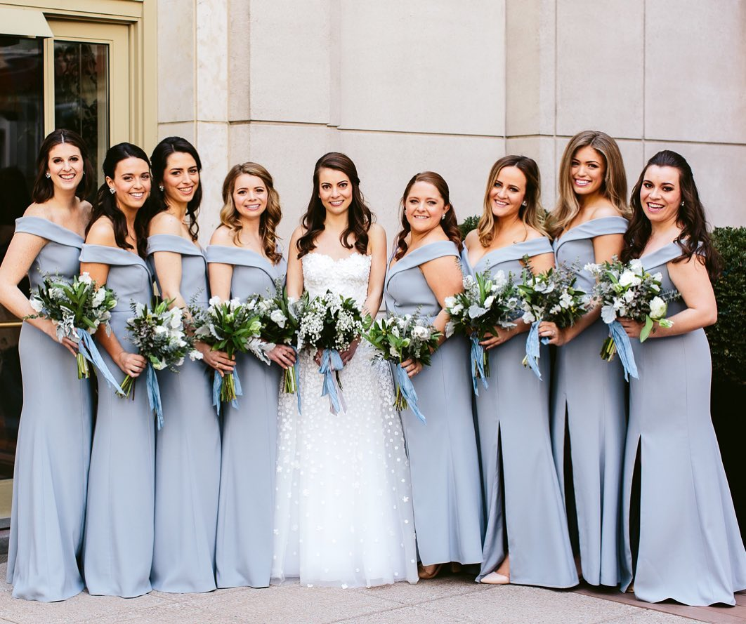 bella bridesmaids