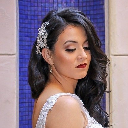 Blush and The Bride -Hair and Makeup