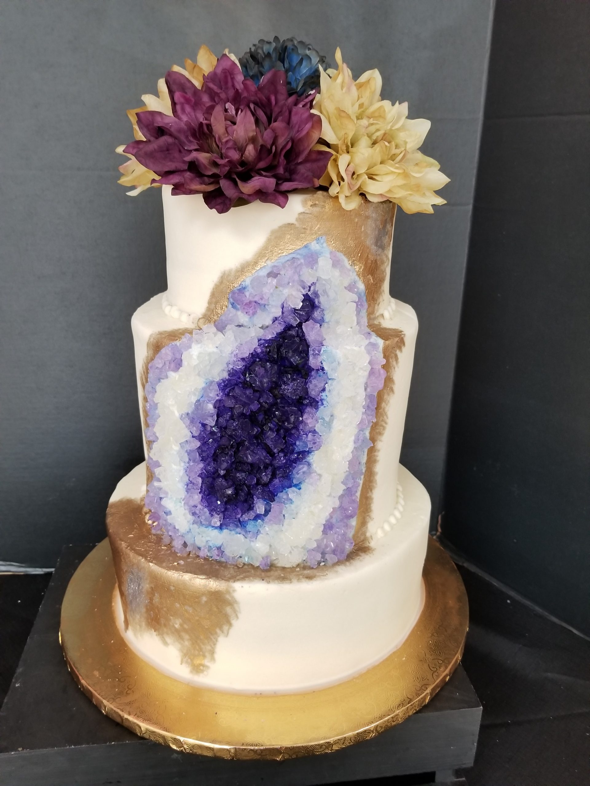 The Cake Shop Quartz Cake