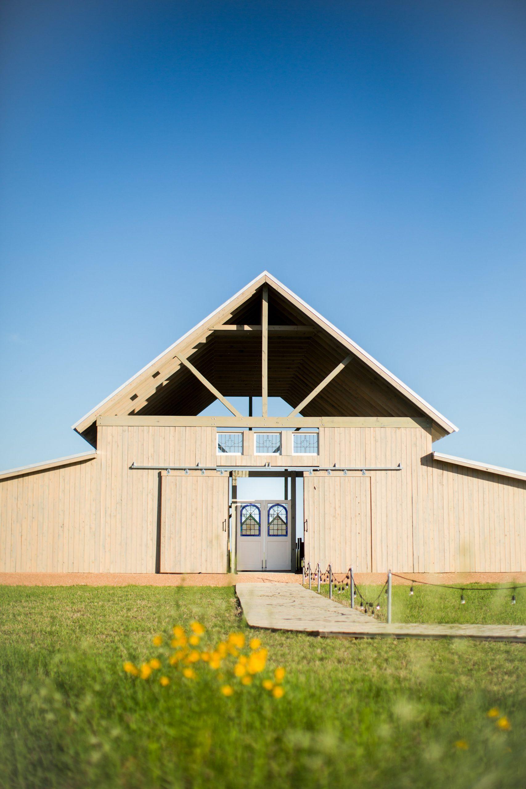Allen Farm Haus chapel