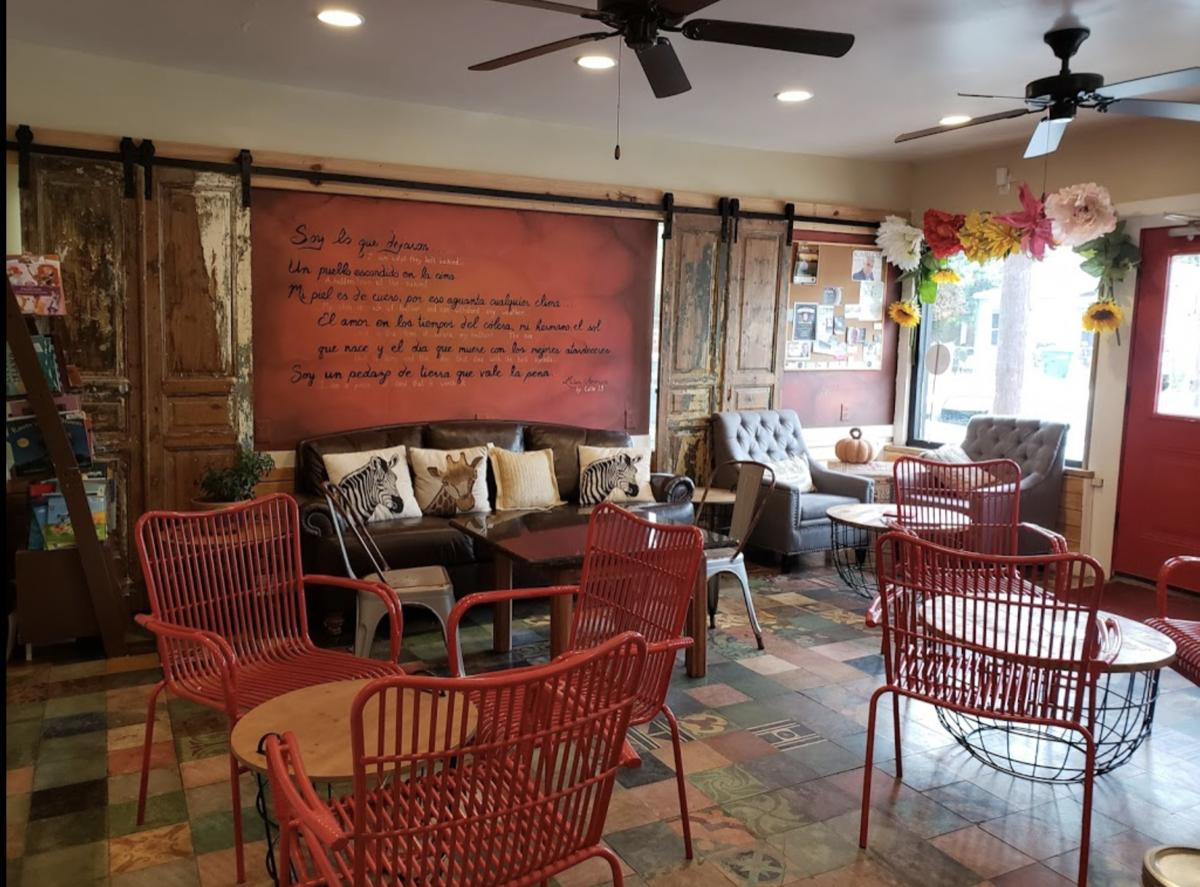 Coffeecionado interior