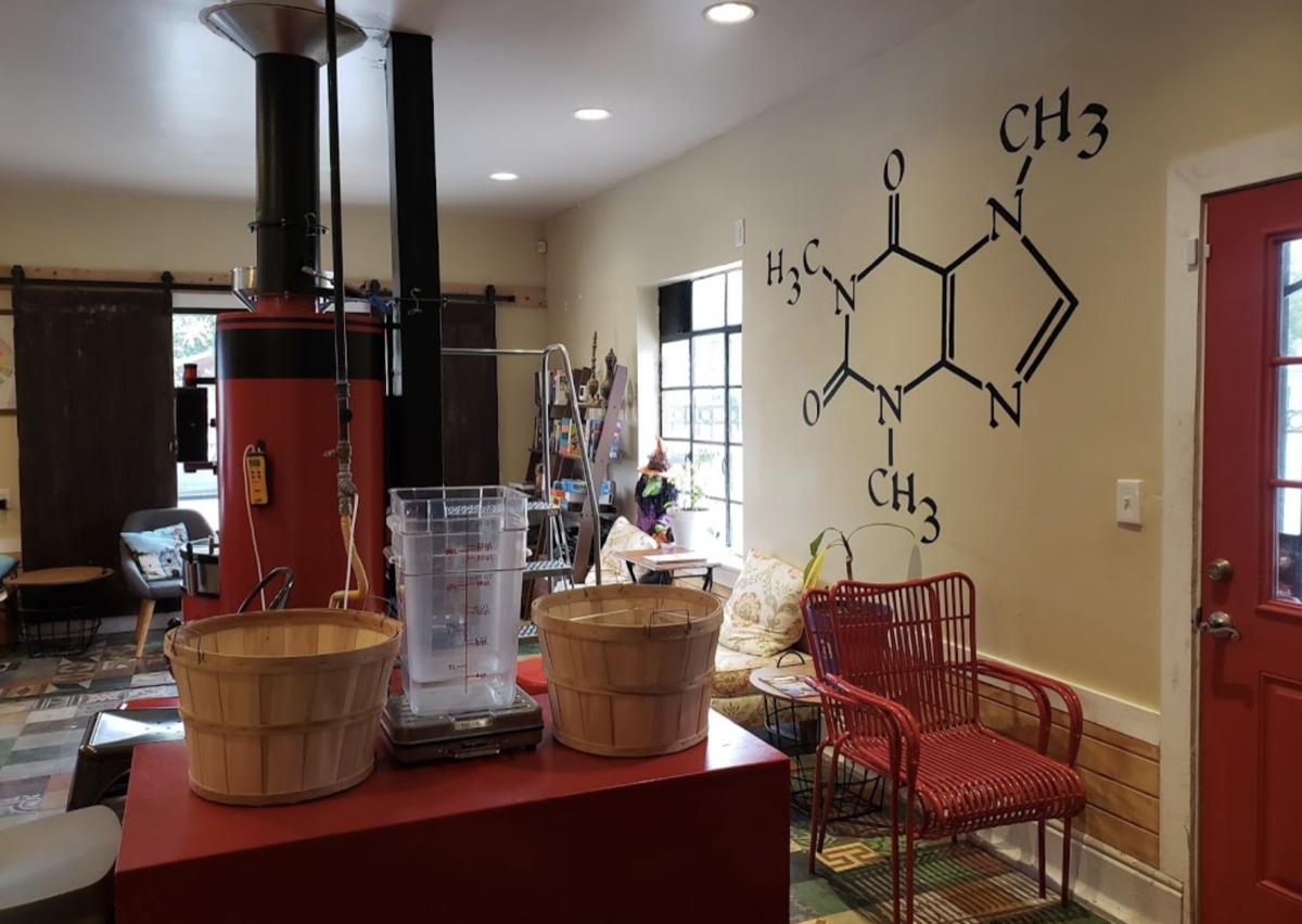 Coffeecionado interior 2