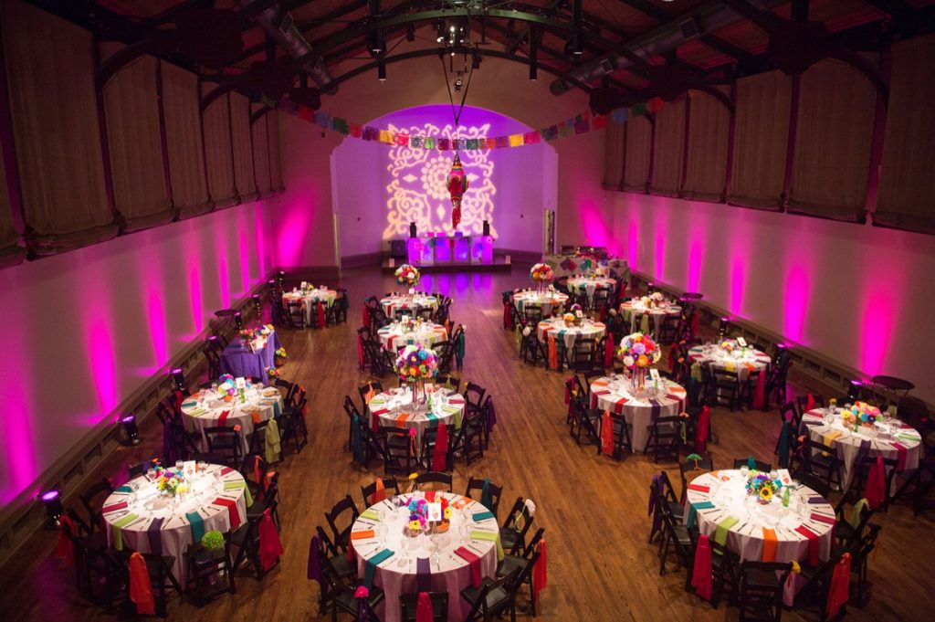 Take a large room and let Event Ignition take it to it's ultimate wowzer