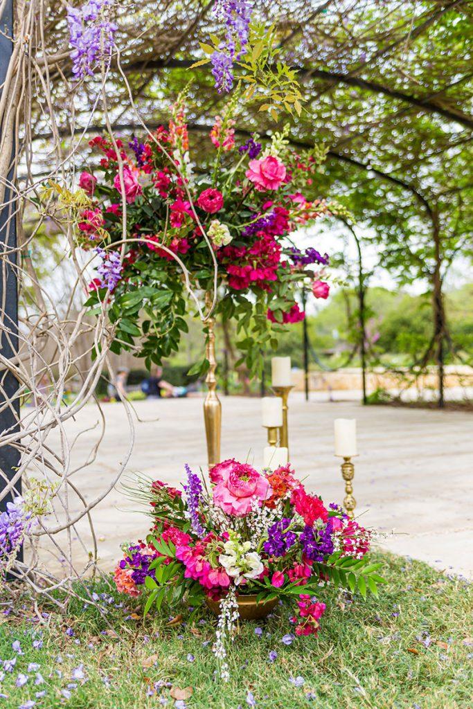 Edens Echo - Aria Productions - Betty Kelso Center - San Antonio Weddings Styled Photoshoot