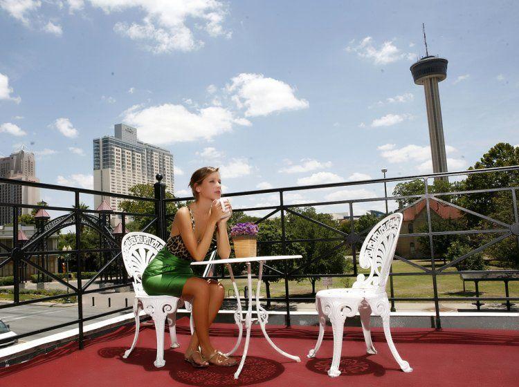 The Fairmount Hotel in San Antonio, Texas