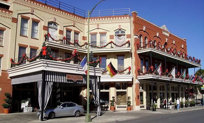 The Fairmount Hotel SanAntonioWeddings