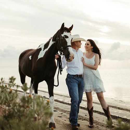 A Girl's Intuition and A Horse Ride