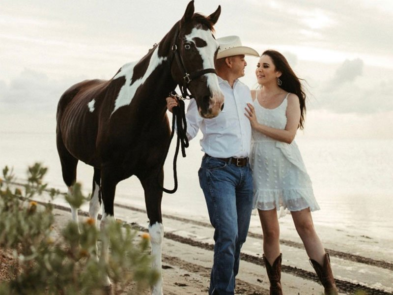 A Girls Intuition and A Horse Ride - Blog - San Antonio Weddings
