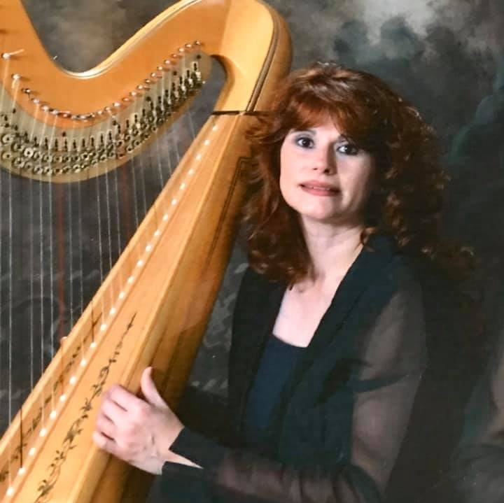 Nelda Etheredge Harpist -BridalBuzz-San Antonio Weddings