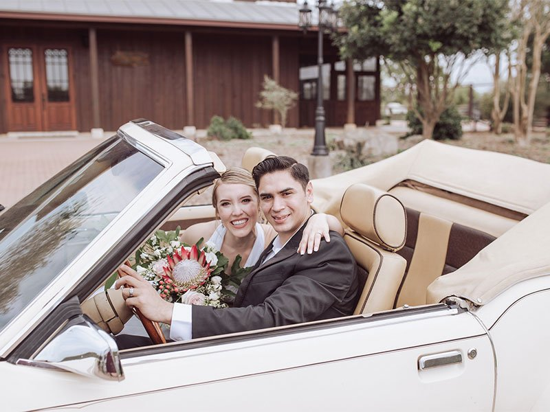 Hoffmann Ranch By Wedgewood Weddings - A Styled Shoot from San Antonio Weddings