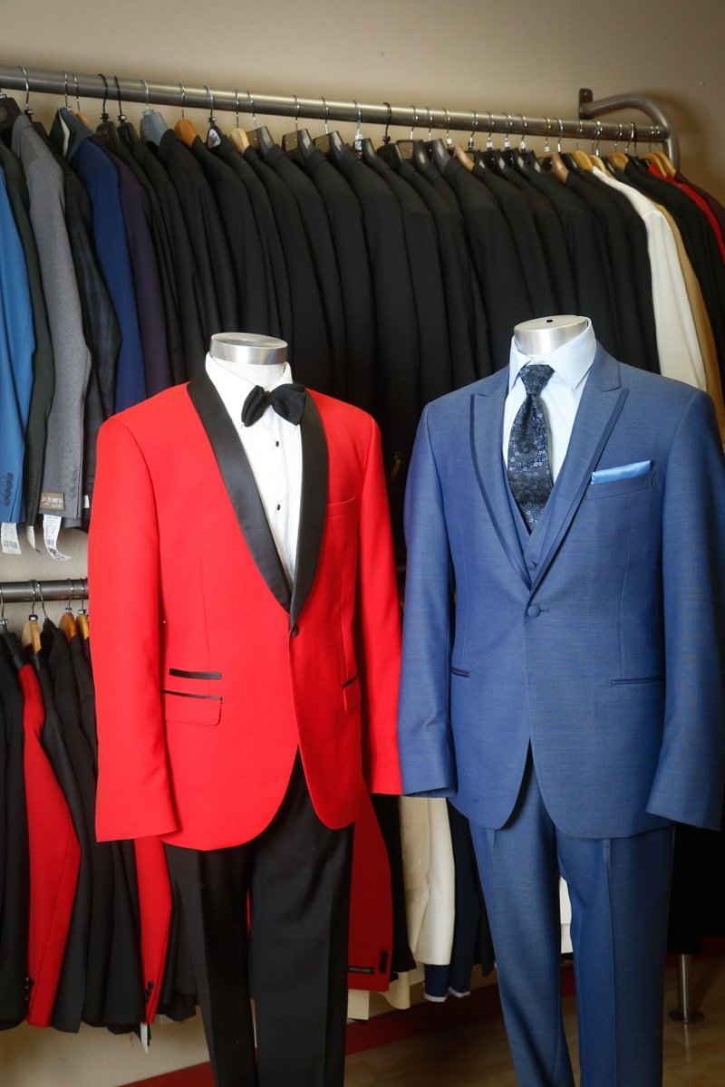 Image Avenue Clothiers - SanAntonioWeddings.com - BridalBuzz