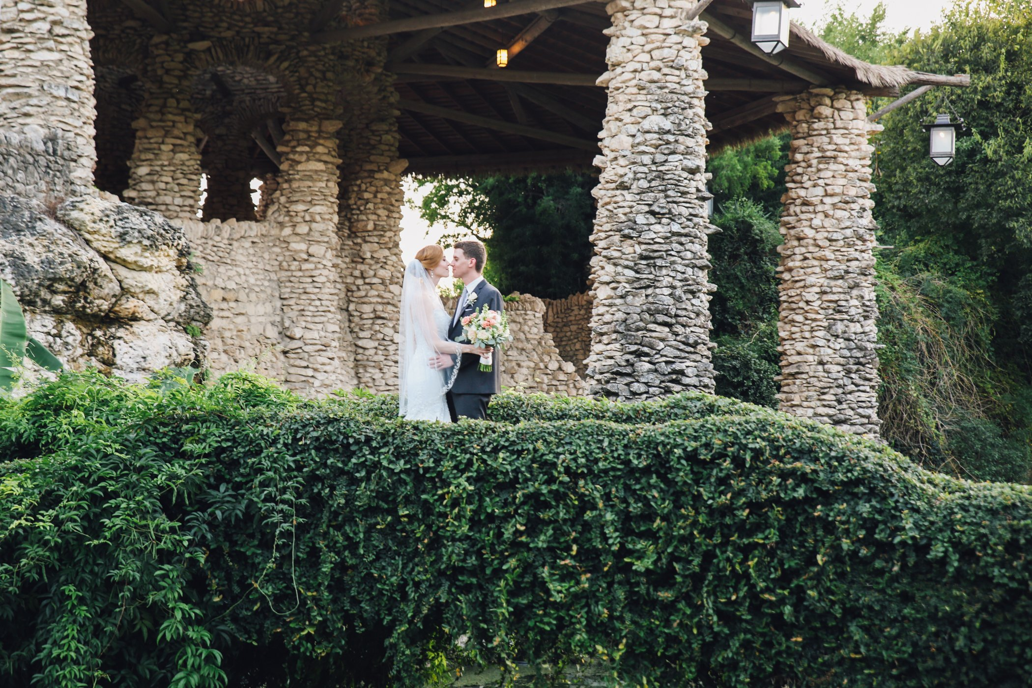 Jinku House & Japanese Tea Garden - SanAntonioWeddings.com - BridalBuzz