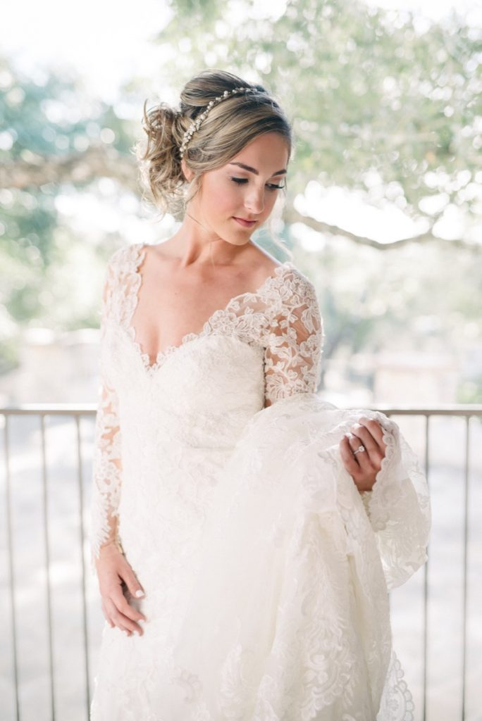 This Lost Mission Bride is loverly!