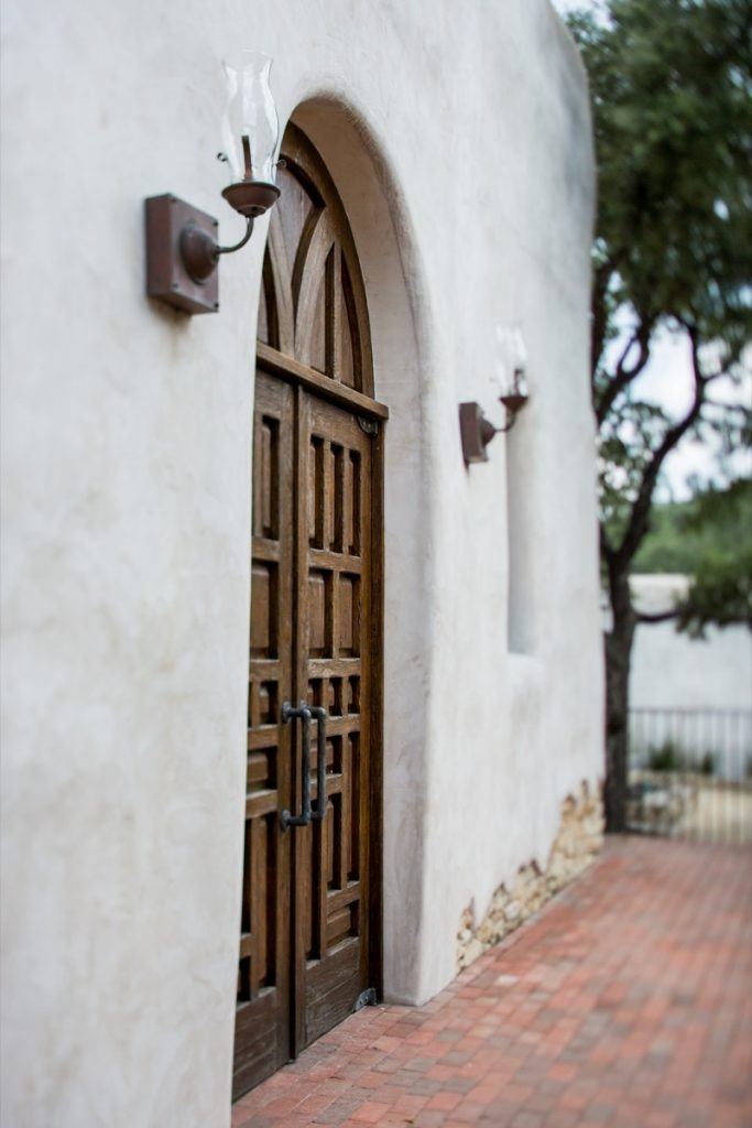 The door to the Lost Mission