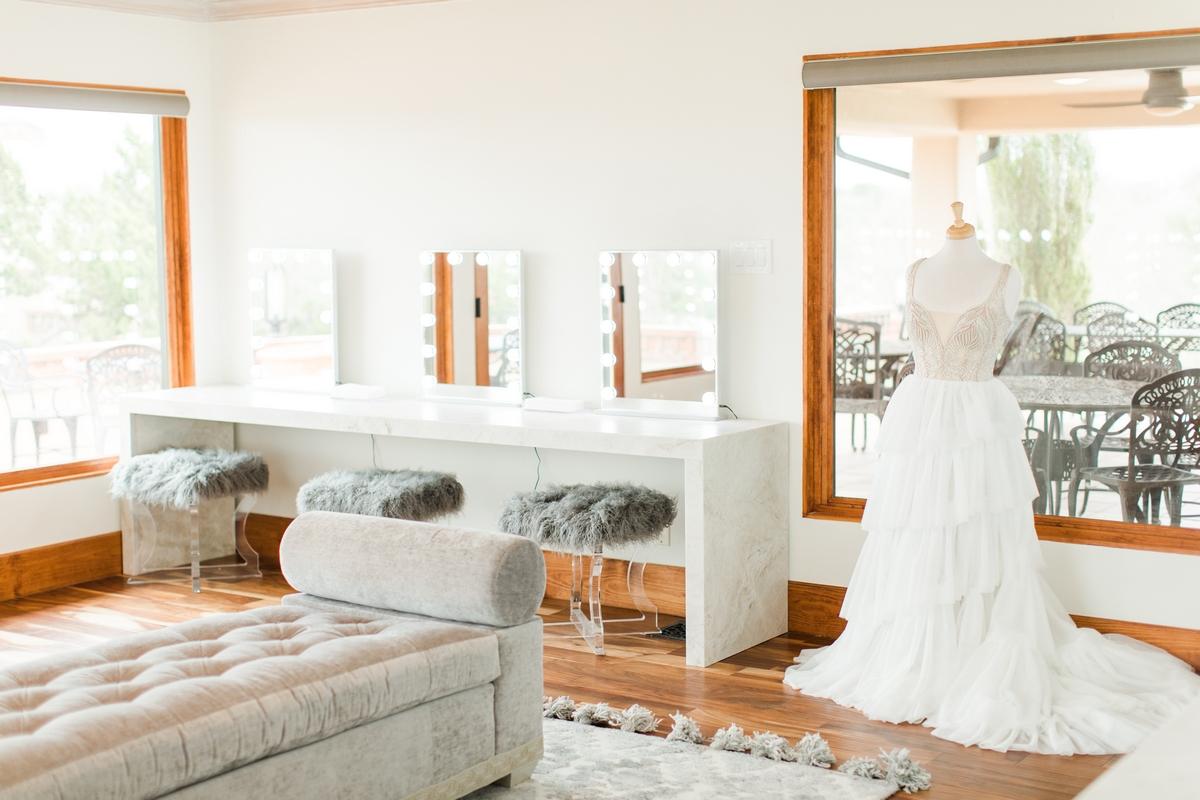 La Bonne Vie Ranch Bridal Suite