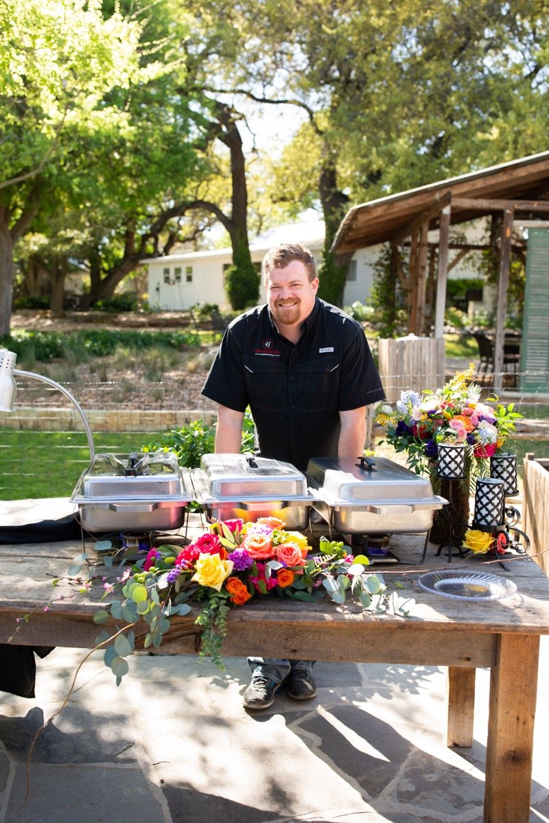 Harvey Jacobs Catering - SanAntonioWeddings.com - BridalBuzz