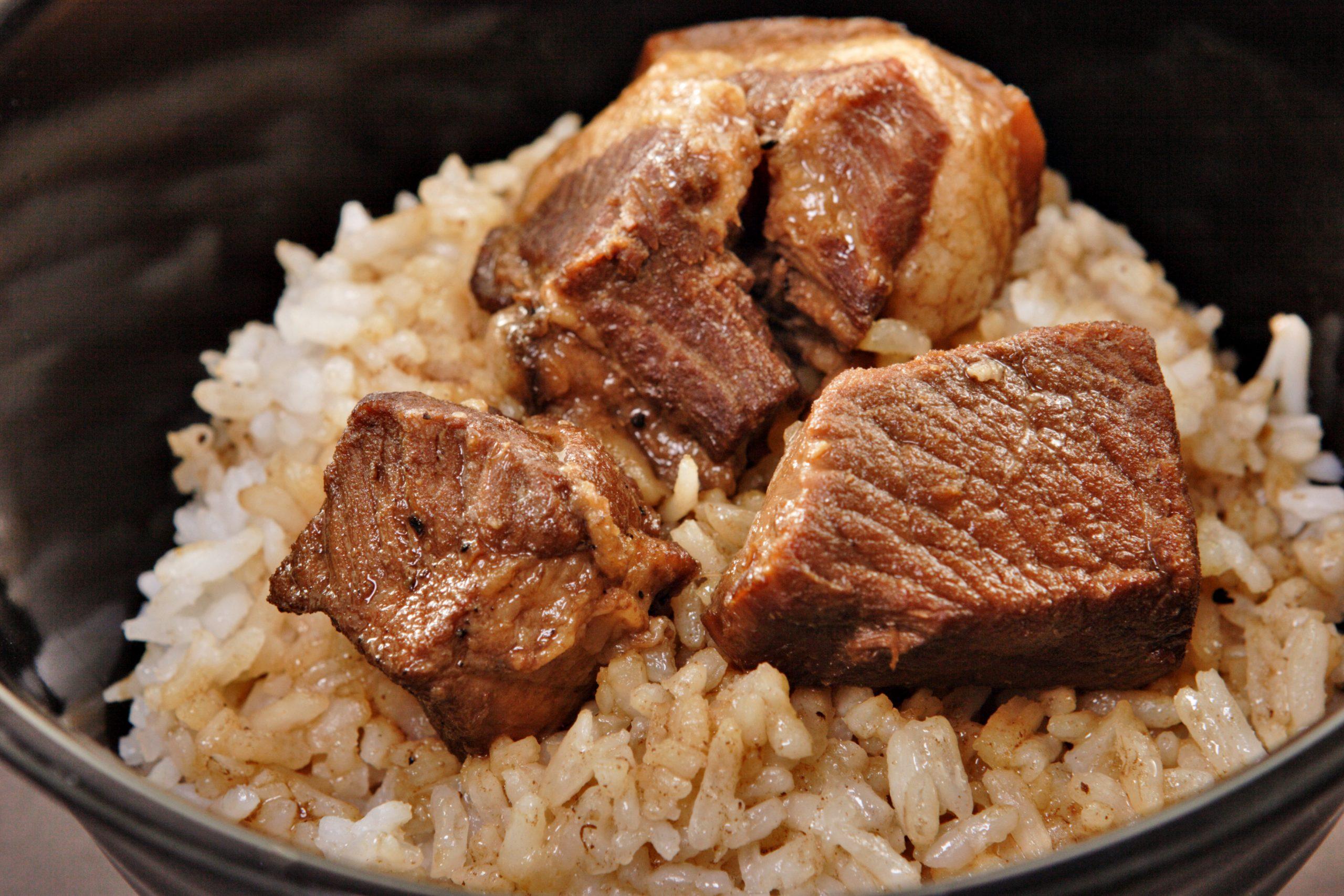 Anne Marie's Catering Philippine pork