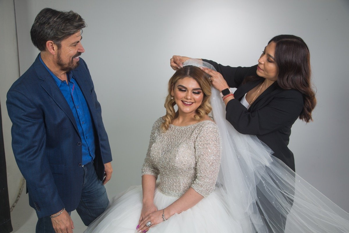 Hair & Makeup by Ana - SanAntonioWeddings.com - BridalBuzz