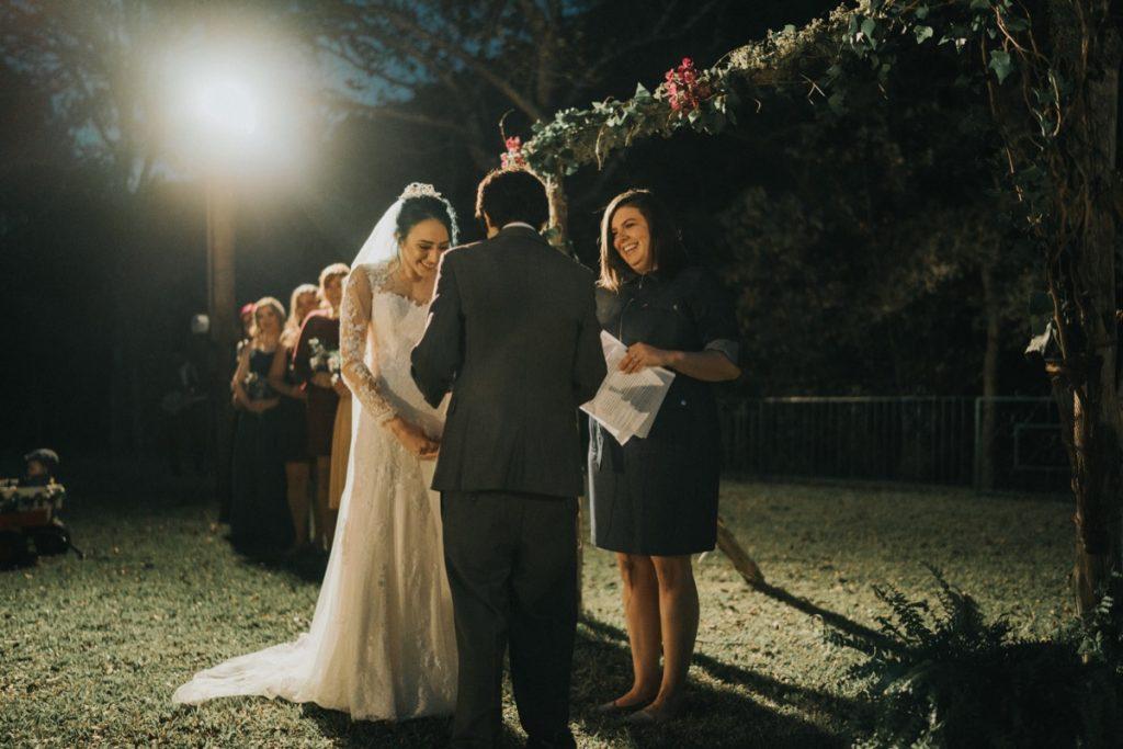 At La Escondida Celebration Center the wedding goes on!