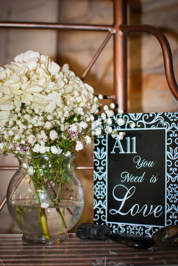 All you need is Love at La Escondida Celebration Center.