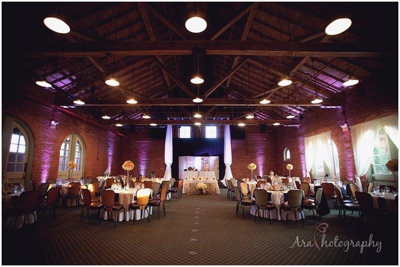 Sunset Station - San Antonio Weddings