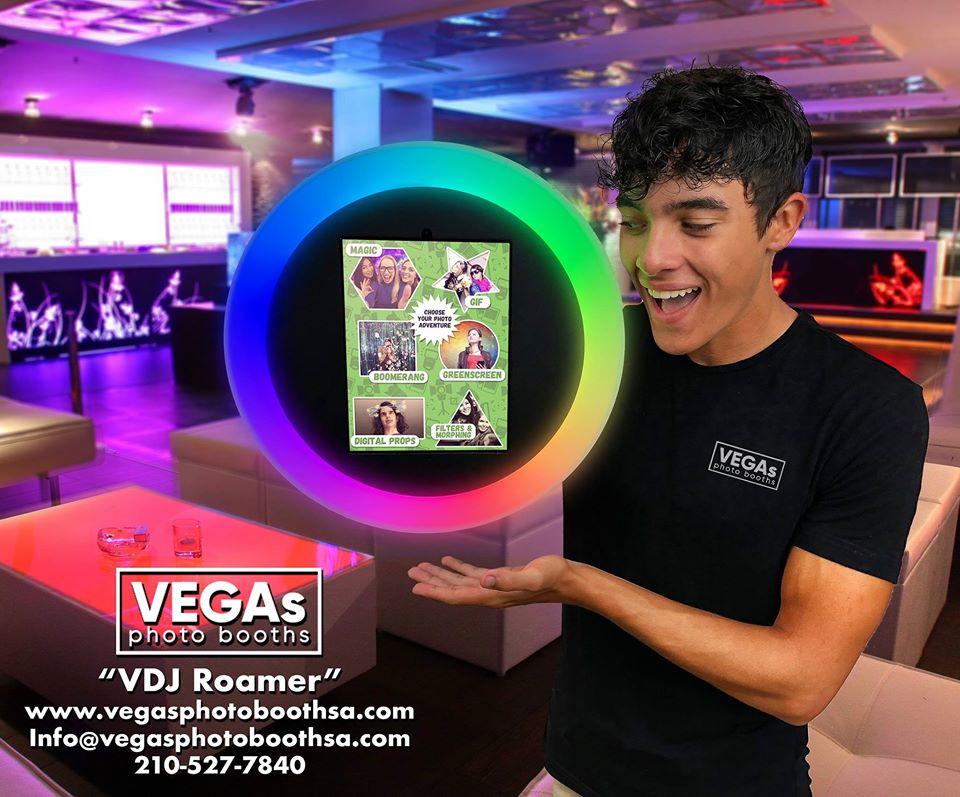 Vega's Photo Booth