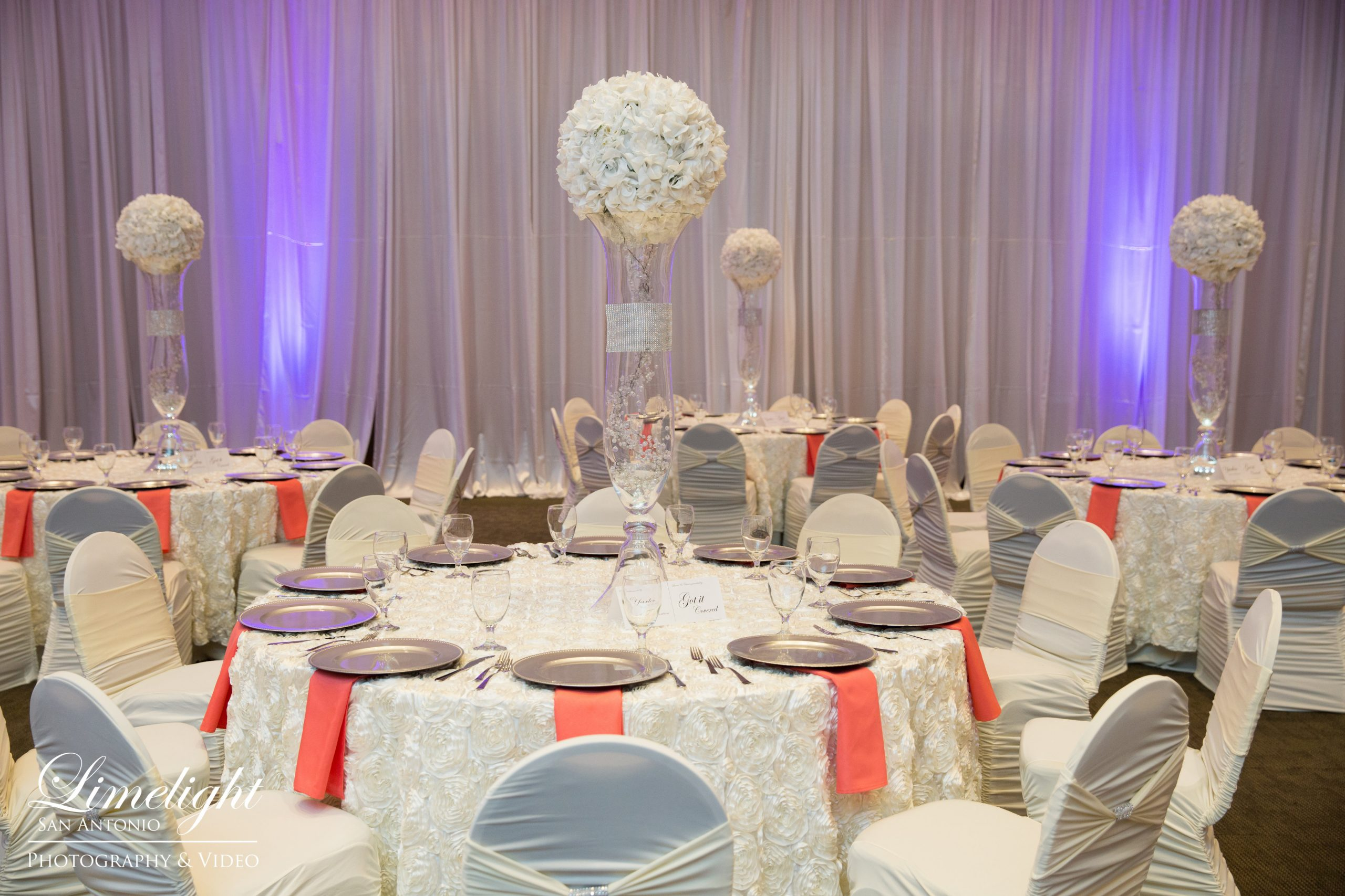 Holy Trinity Banquet Hall Antonio Weddings