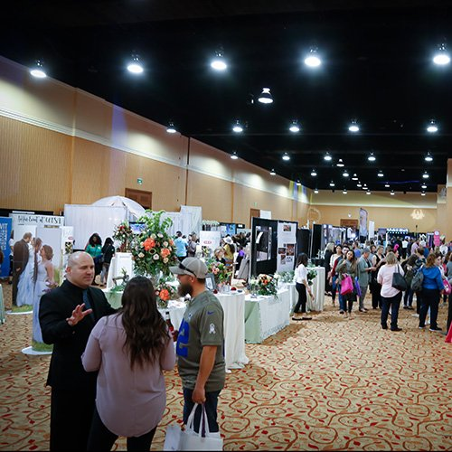 The Wedding Fair Show-BridalBuzz-San Antonio Weddings