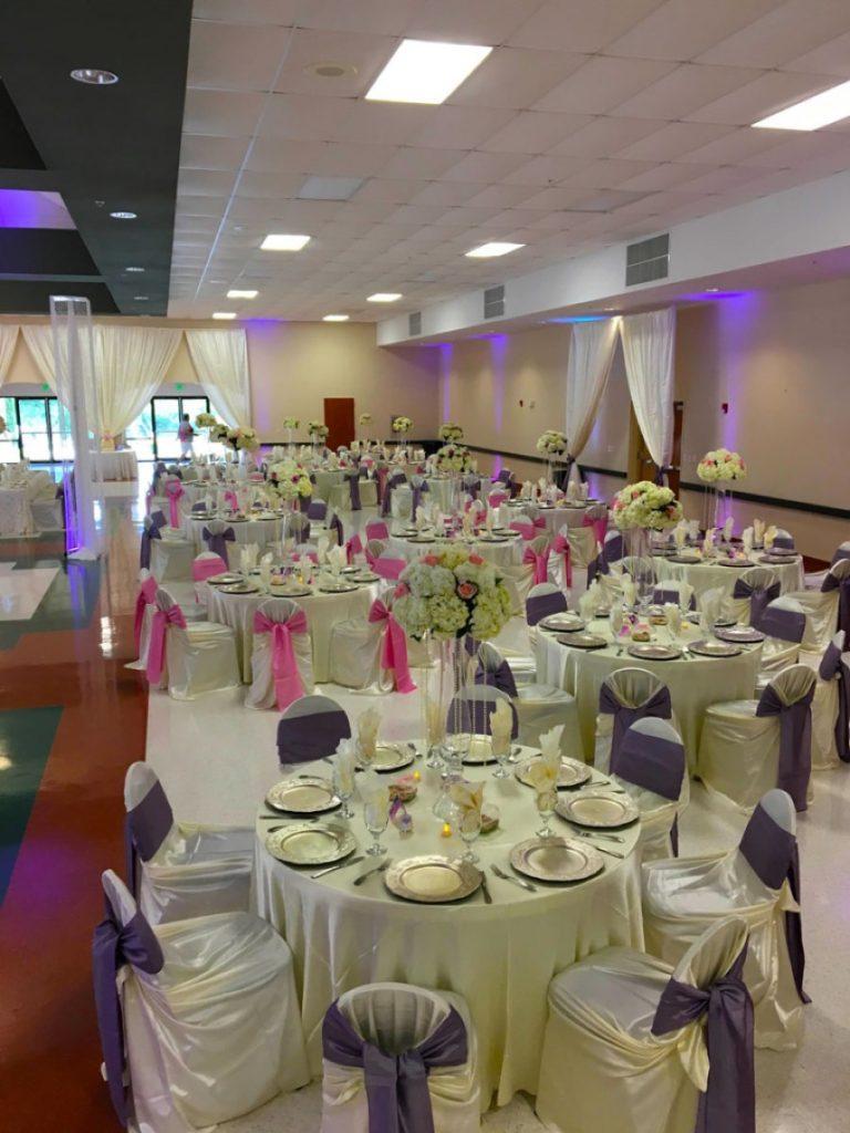 Banquet Hall of Las Fuentes by Emporium.