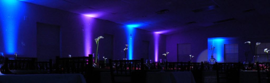 Totally dark with lights! a Event Ignition way of looking at the event!