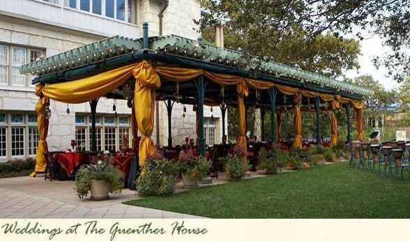 Guenther House-San Antonio Weddings