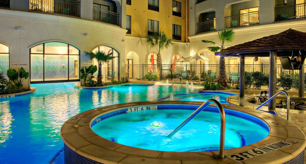 Courtyard by Marriott SeaWorld Westover Hills