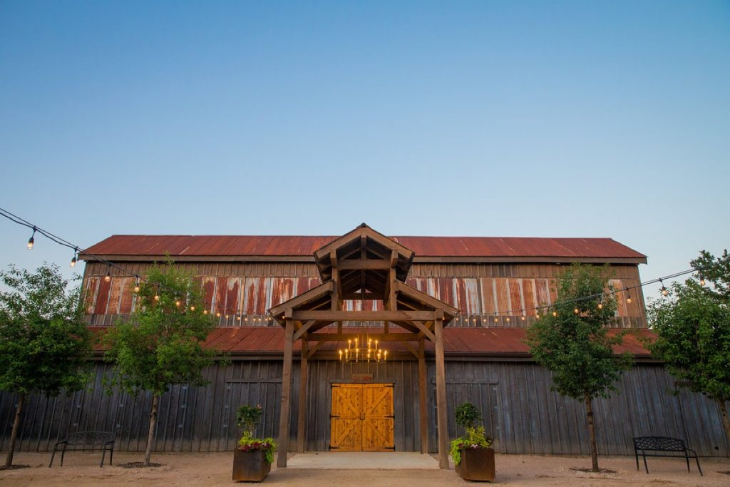 The Eagle Dance Ranch Big Barn awaits it's next wedding guests!